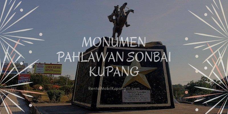 Icon Monumen pahlawan sonbai kupang